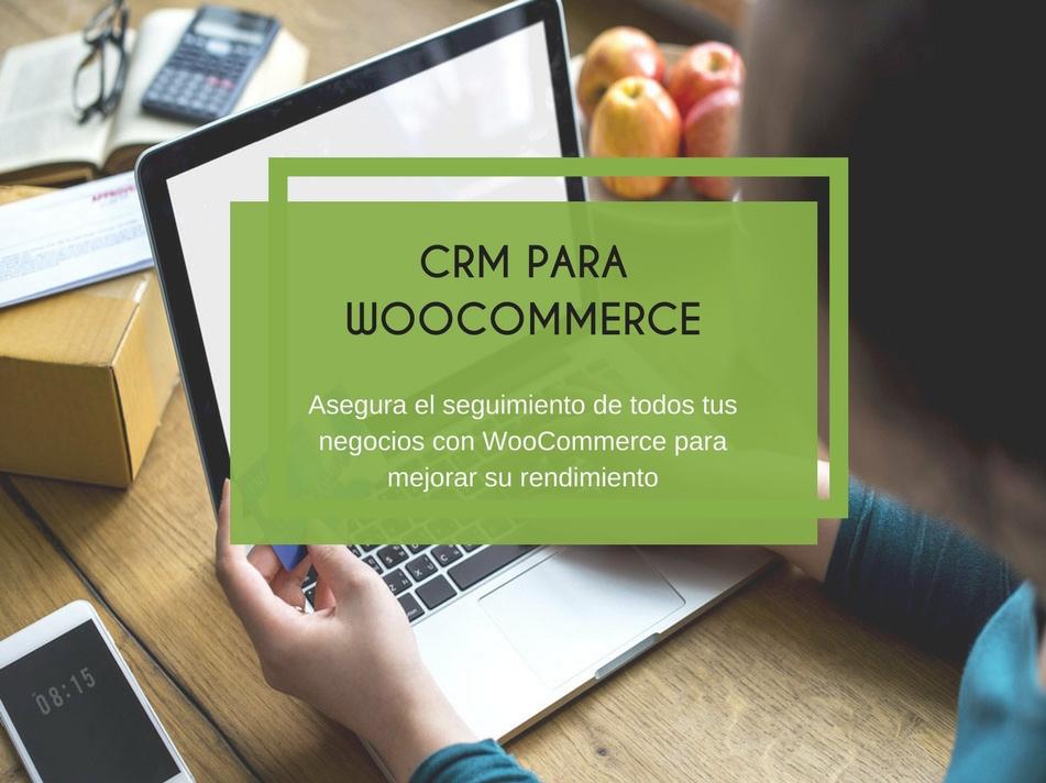 Woocommerce CRM