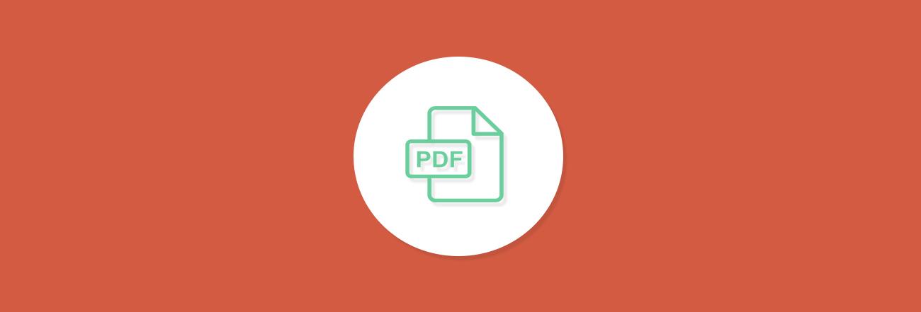 Plantillas PDF: descubre lo último del Marketplace