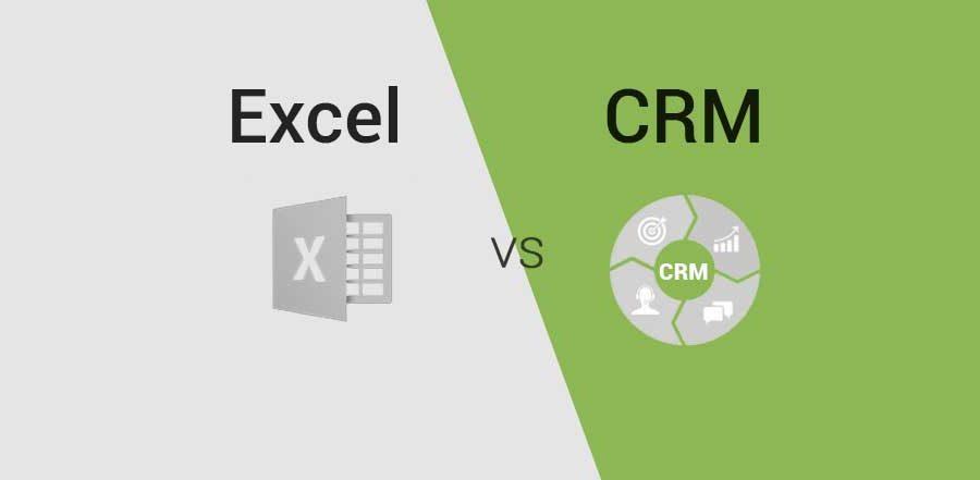 ¿Por qué utilizar un CRM y no un Excel?
